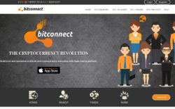 Site officiel de Bitconnect