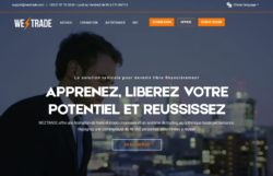 Weztrade site officiel