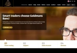 Goldmans Banc avis