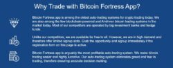 Bitcoin Fortress arnaque